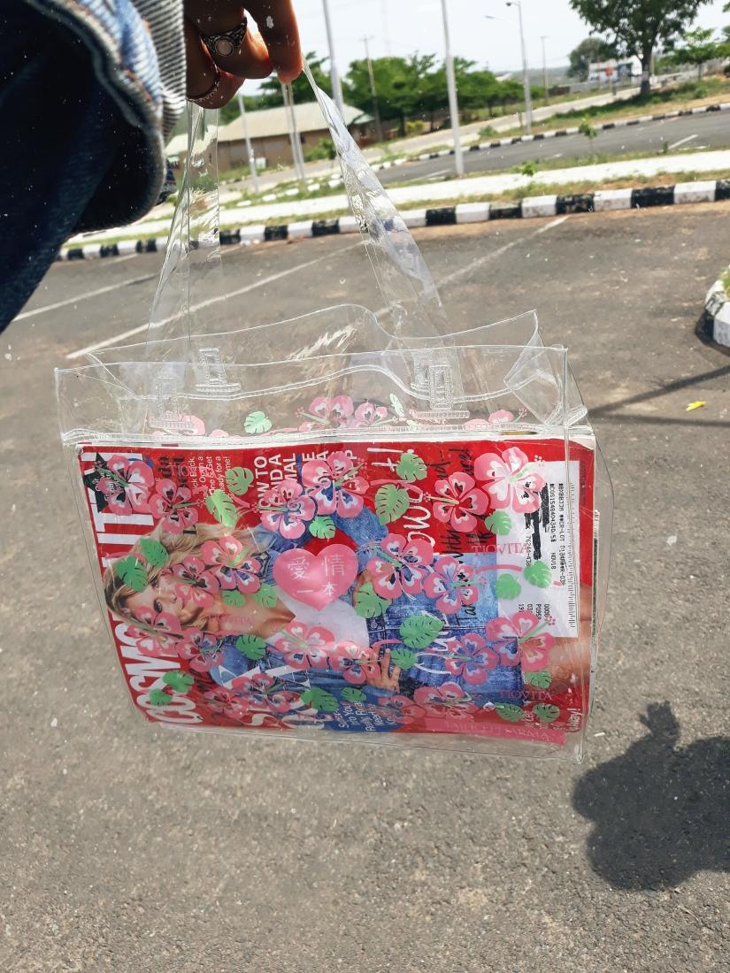 clear bag trwnd