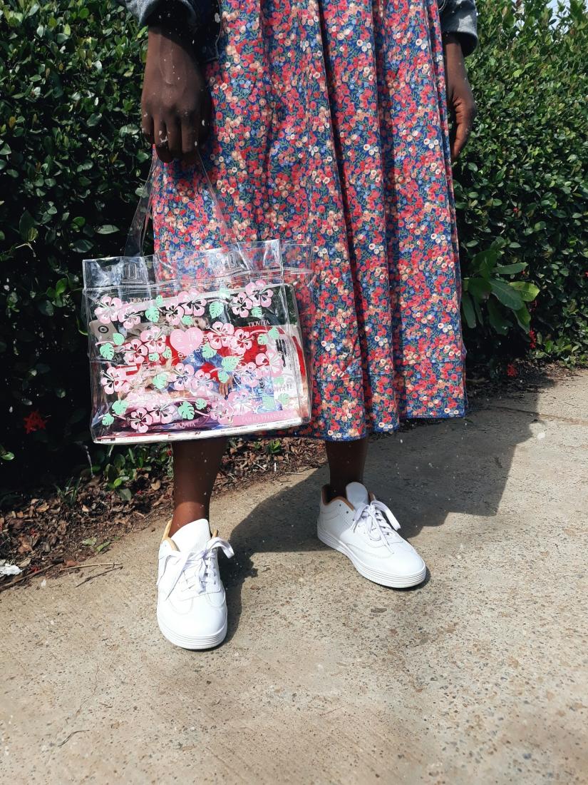 styling a midi skirt