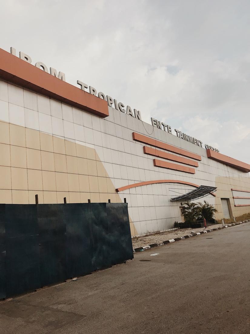 Ibom tropicana entertainment center